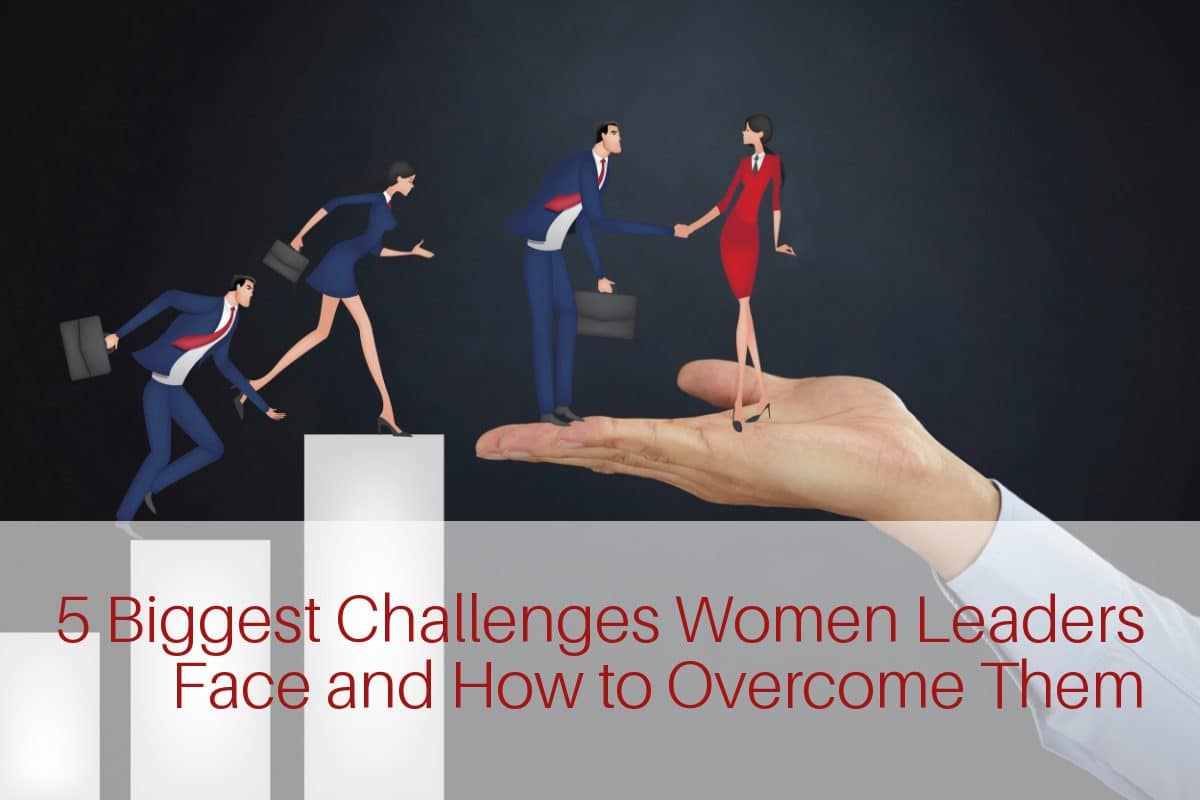 5 challenges business women face