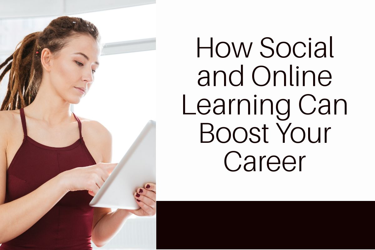 Online learning to boost career