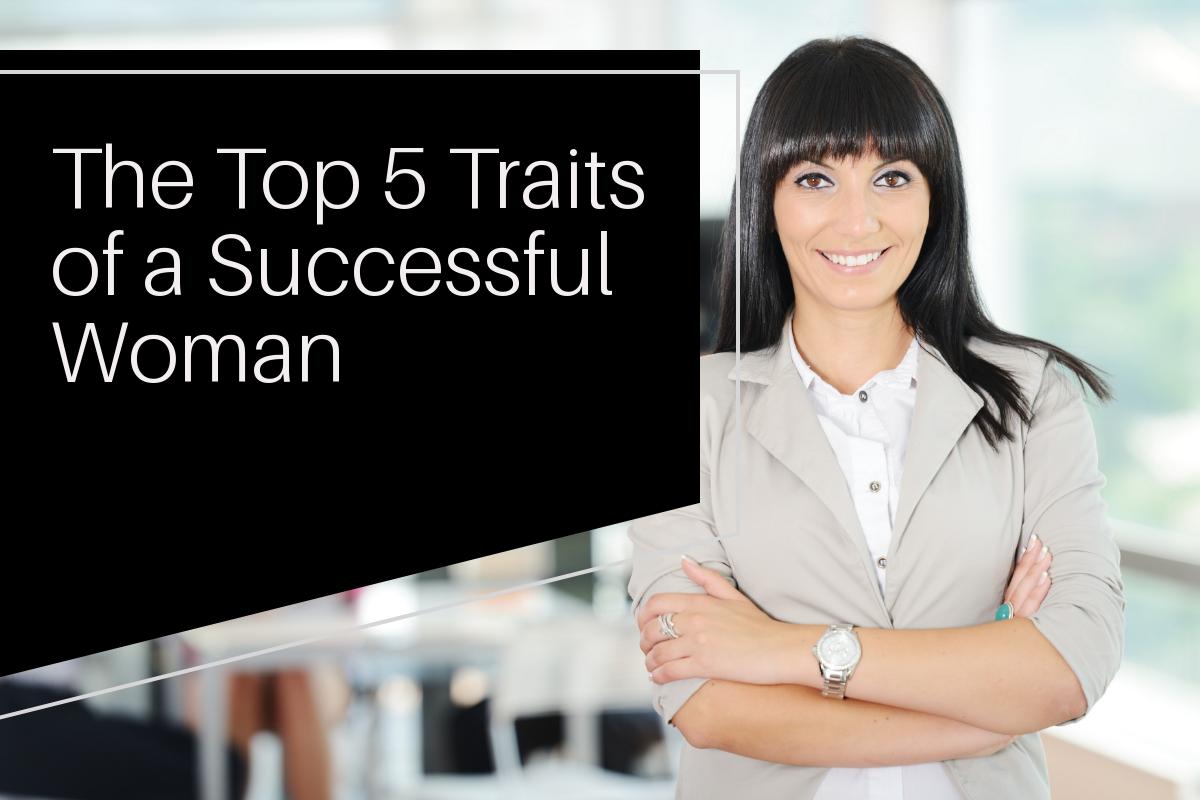 Successful woman personality traits