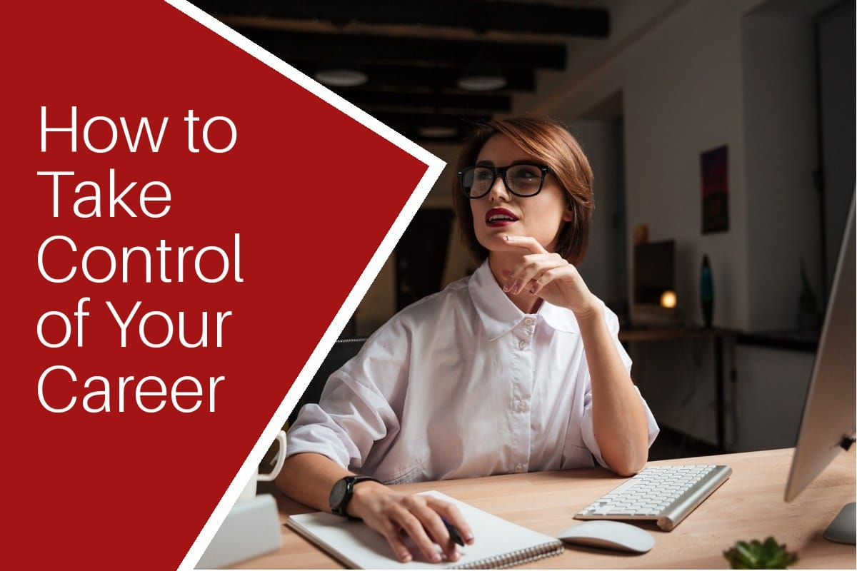 Take control of your career