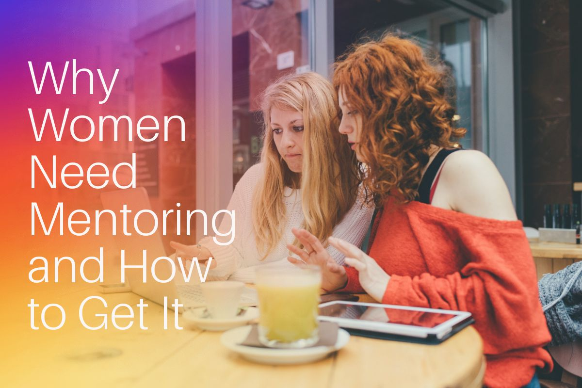 Why women need mentoring